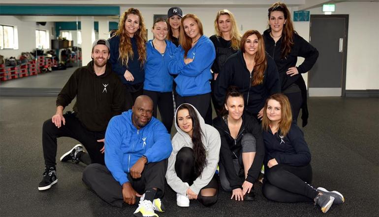 Fitness Vibe team