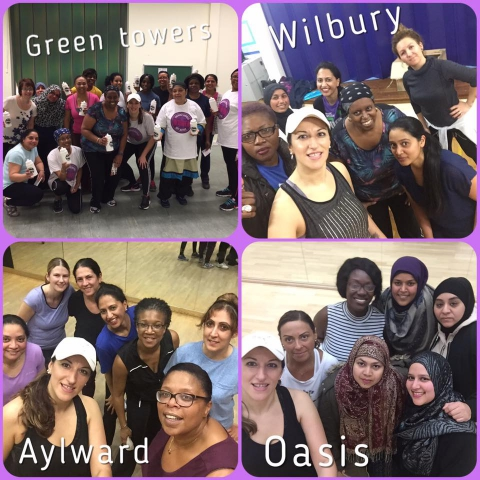 What an amazing 12 weeks we've had. Well done to all the ladies that have attended the classes.. see you in the New Year #fitnessvibe #womensactive #enfield