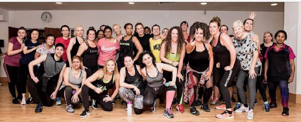 Bokwa family - see you in 3 hours !!!! Southgate Leisure Centre 10:30 & 11:30