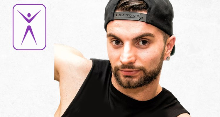 Jonathan Adamo, Fitness Vibe Instructor
