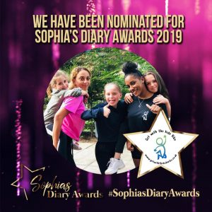 2019 Sophia's Diary Awards - Get With The Kids Vibe