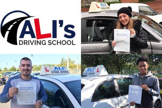 Ali's Driving School