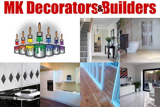 MK Decorators & Builders