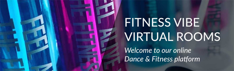 Fitness Vibe Virtual Rooms
